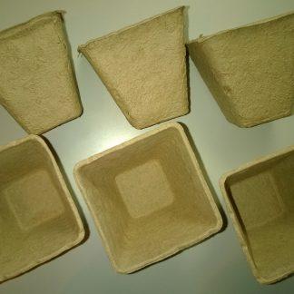 Kweekpot voor zaailingen van papier