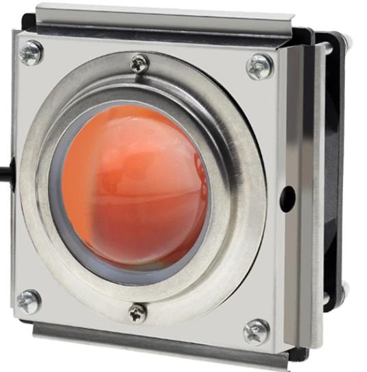 COB Ledlamp 300 opbrengst 50 watt verbruik