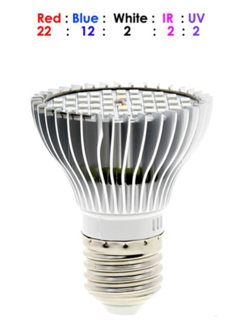 LED groeilamp 30 watt